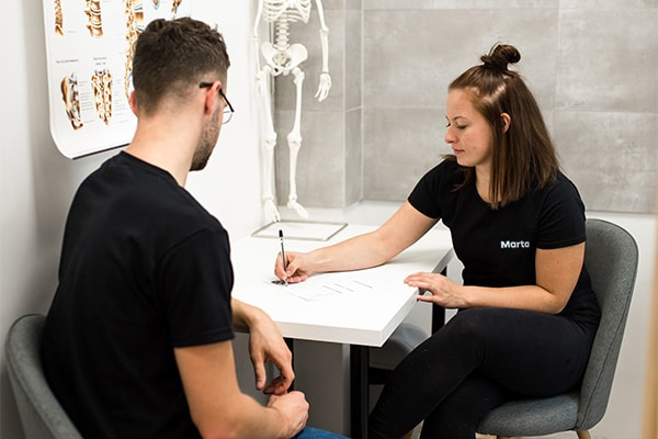 Cennik konsultacja i trening